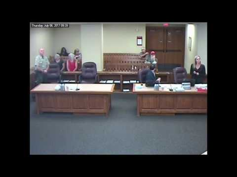 Video shows deputy tackle man in courtroom altercation
