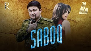 Saboq (o'zbek serial) | Сабок (узбек сериал) 20-qism