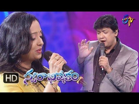 Andham Saranam Song | Vijay Prakash, Malavika  Performance | Swarabhishekam | 19th August 2018 | ETV