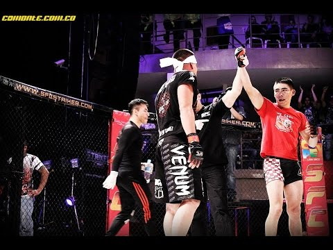 SFC 09 Doble A VS Dumar Roa - pelea completa