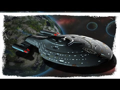 Starship Lore : Intrepid Class - Multipurpose Ship