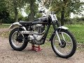 Classic Trails AJS 16C 350cc Motorcycle for Sale