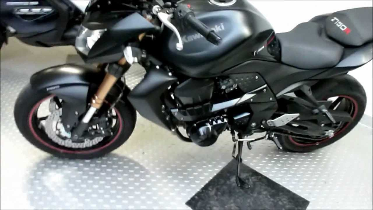 Kawasaki Z750R Dark Stealth Black Edition 106 Hp See Also Playlist
