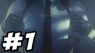 Hitman: Absolution Gameplay Walkthrough Part 1 - Hitman Pro (A Personal Contract)