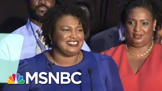 Stacey Abrams Makes History With Georgia Win | The Last Word | MSNBC