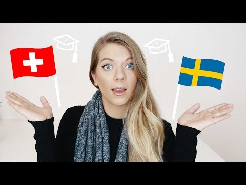 Study In Switzerland Vs Sweden | University Cost, Exams And More