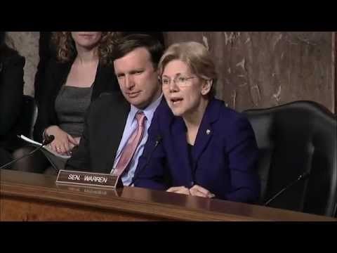 Senator Elizabeth Warren (D-MA): State Leadership and Innovation in Disability Employment