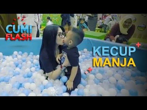 Uuppss!! Syahrini Kecup Bibir Cowok Ini! - CumiFlash 14 Agustus 2018