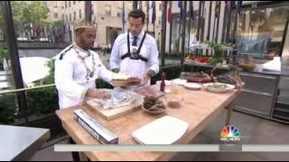 King of Spice Keith Lorren on The Today Show p.1