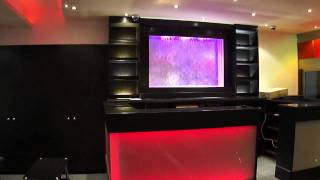 H2o Designs Water Fall Back Bar Staines