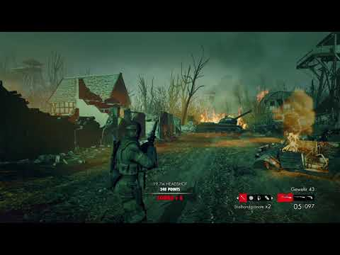 Zombie Army Trilogy Back to Berlin Purgatory gamereviews.gr