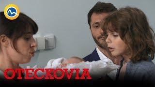 OTECKOVIA - Simča s Roxy a ich prvá návšteva v pôrodnici
