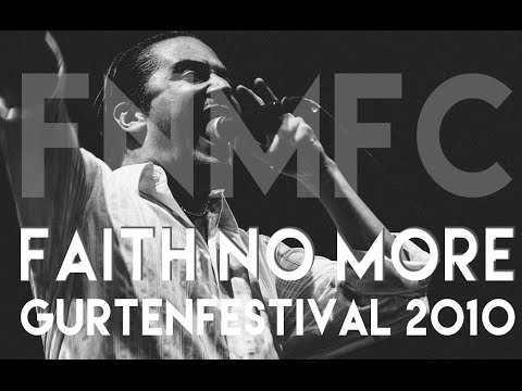 Faith No More - Berne 2010