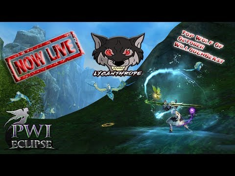 🐺 Live Now! Perfect World (PWI) [PC]! New Gameplay and Movember! 1080p! Road to 800wolves! 🐺