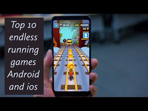 Top 10 Endless Running Games For Android & IOS | 2019