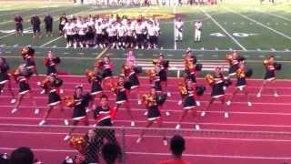 James Campbell High School Alma Mater 2013 - Band, Cheerleaders, Football