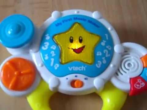 Vtech my first musical maker. Vtech Sing & Jam Band