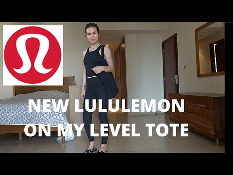 new-lululemon-on-my-level-tote-|-new-seamless-tank