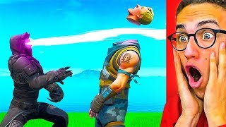 WORLD'S MOST EXTREME FORTNITE ANIMATION!