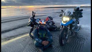 РАЗЛОЖИЛ мотоцикл BMW за 2,5 МИЛЛИОНА РУБЛЕЙ !!! Мурманск. Горы! Что теперь ответить BMW MOTORRAD ??