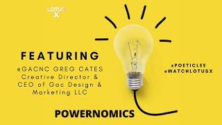 Powernomics - Feat Greg Cates