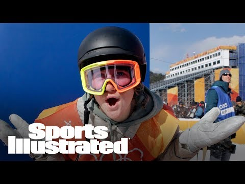 Red Gerard On Gold Medal Victory While Playing 1080° Snowboarding | SI NOW | Sports Illustrated