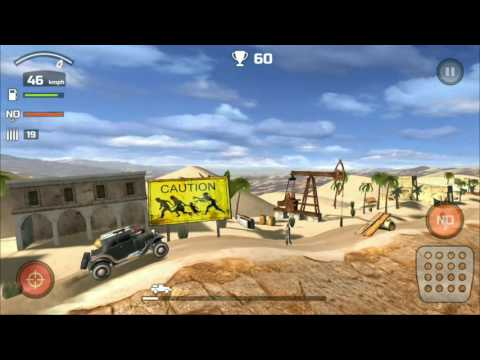 Zombie Derby 2 Android Game Play | Ultimate Play