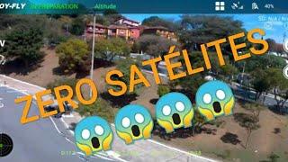 DEU RUIM Kkk VÔO EX4 LOKO SEM CONTROLE E SEM GPS (MANUTENÇÃO/MEMBROS)