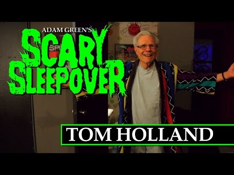 Adam Green's Scary Sleepover - Episode 3: Tom Holland