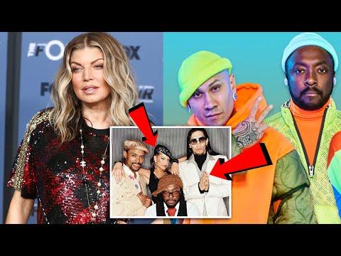 Black Eyed Peas. ЧТО С НИМИ СТАЛО? ЛУЧШАЯ ГРУППА ДЕТСТВА ХИТЫ НУЛЕВЫХ. ЧТО СТАЛО С FERGIE?