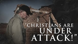 Franklin Graham on the Front Lines of Suffering