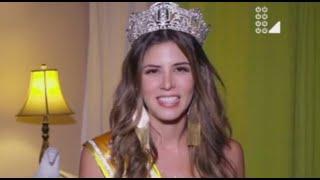 María José Lora es la Miss Perú Grand 2017