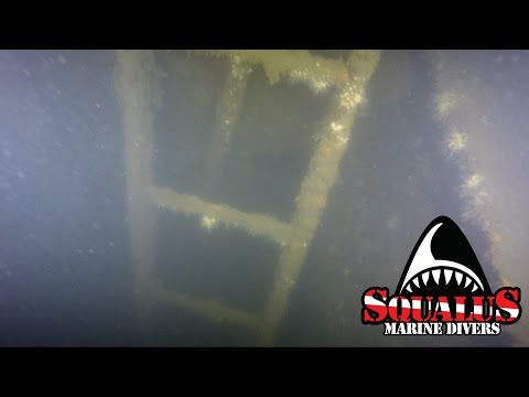 SMITHTOWN BAY TANKER BARGE - SQUALUS MARINE DIVERS