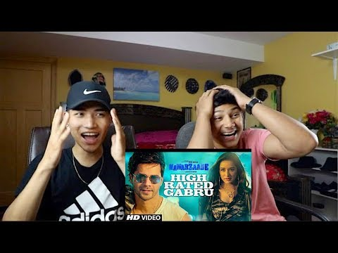 Nawabzaade: High Rated Gabru Varun Dhawan| Shraddha Kapoor|Raghav Punit|Guru Randhawa [REACTION]
