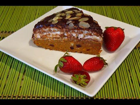 Самые проверенные рецепты - Бисквитный торт