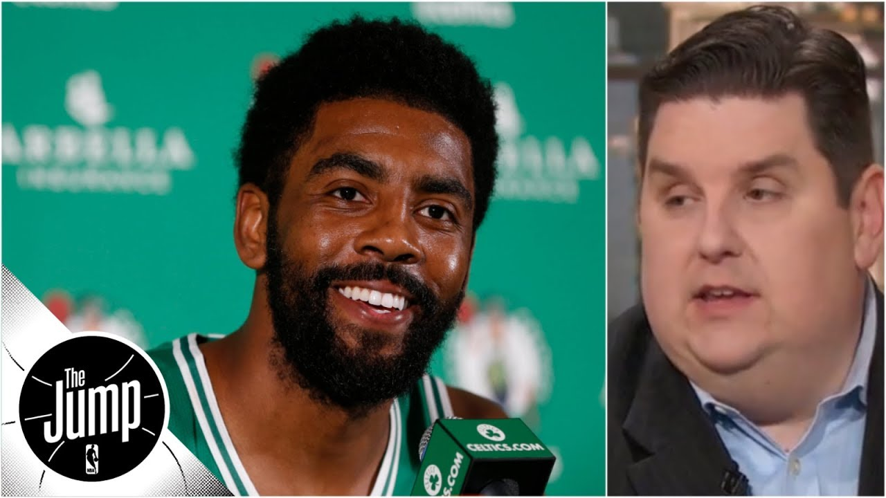 d8310d2351d Is Kyrie Irving taking himself off the 2019 NBA free agent market ...