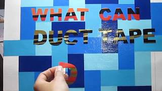 What Can Duct Tape Do? (Channel Intro)