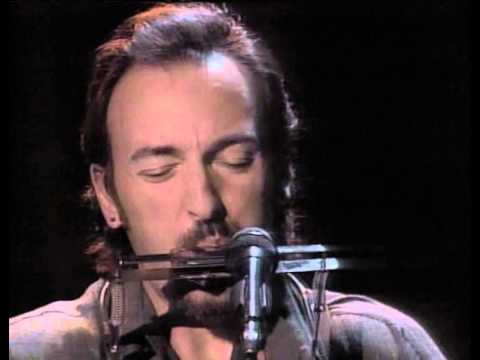 Bruce Springsteen - The ghost of Tom Joad (From the tonight show) (Original)
