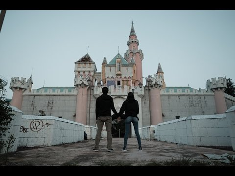 Abandoned Disneyland Knock-Off - Nara Dreamland Theme Park Exploration
