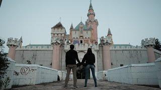 Abandoned Disneyland Knock-Off - Nara Dreamland Theme Park Exploration