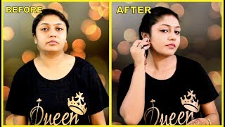 How to Look Decent and Attractive for COLLEGE or WORK - SIMPLE TRICKS ||  No Makeup Look In Hindi