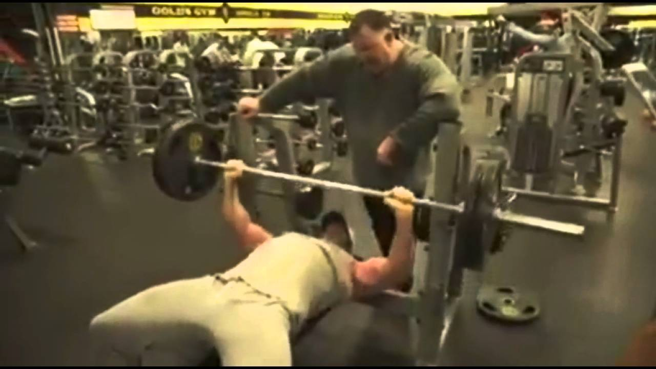 5 Strength Athletes Who Hit 50 Reps On The 225 Lb Max Bench Test