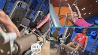 Зарядка на Первом Упражнение для осанки