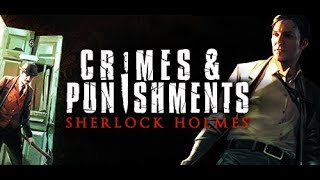 Playing: Sherlock Holmes Crimes & Punishments (Part3)