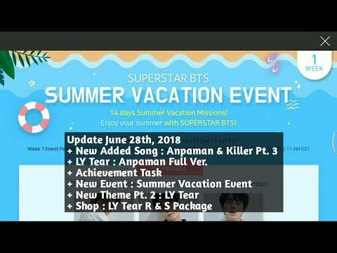 Summer Vacation Event, Anpaman Full Version and Chyper Pt 3