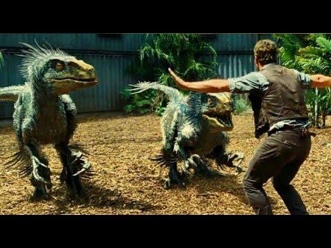 Jurassic World 2 Feathered Dinosaurus Discussion