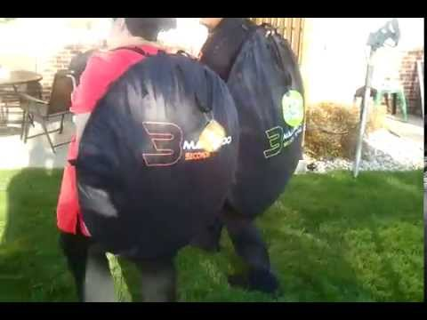 Easy to Carry Malamoo 3 Second Tent & Easy to Carry Malamoo 3 Second Tent - YouTube