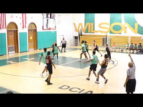 Hayfield Secondary vs Woodrow Wilson High School