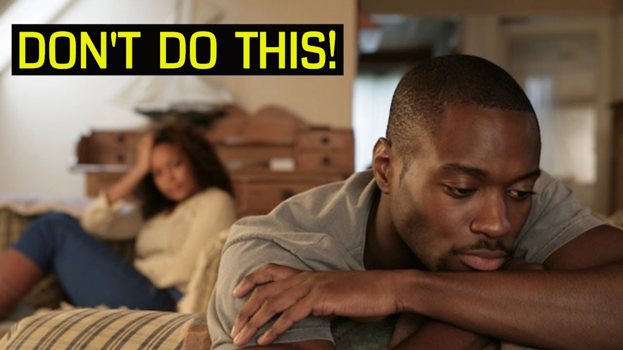 MOVING IN WITH A WOMAN Will Make You Miserable As Hell So DON'T DO IT!!(remix)