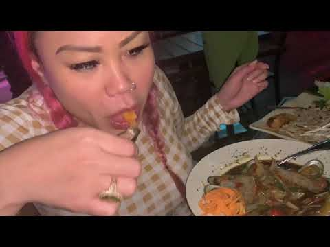 Miss Saigon Vietnamese restaurant in MIAMI mukbang